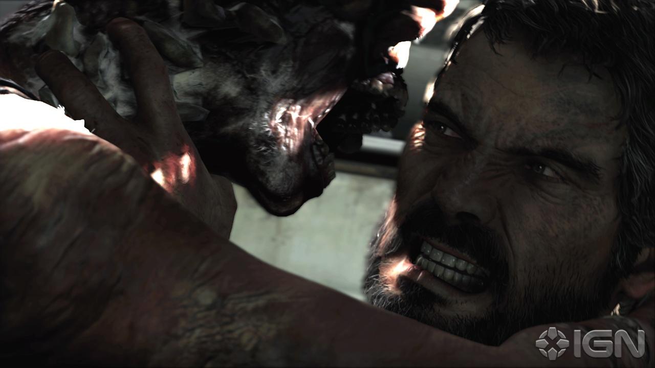 Naughty Dog: Nunca has visto nada parecido a ''The Last of Us'' [Maximun Hype!!!1!]
