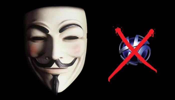 Nuevas Amenazas de Anonymous a Sony.