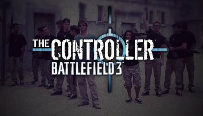 Nueva serie web llamada The Controller [Battlefield 3]