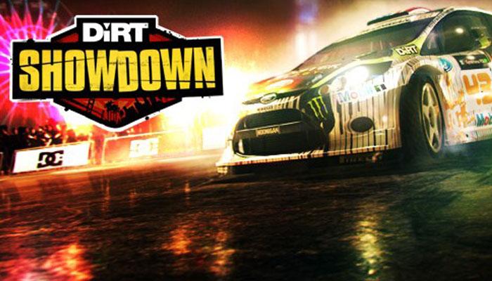 DiRT Showdown hace su aparición