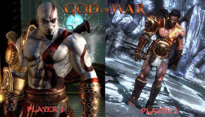 Se nos viene un God of War IV Co-op? [WTF!?]