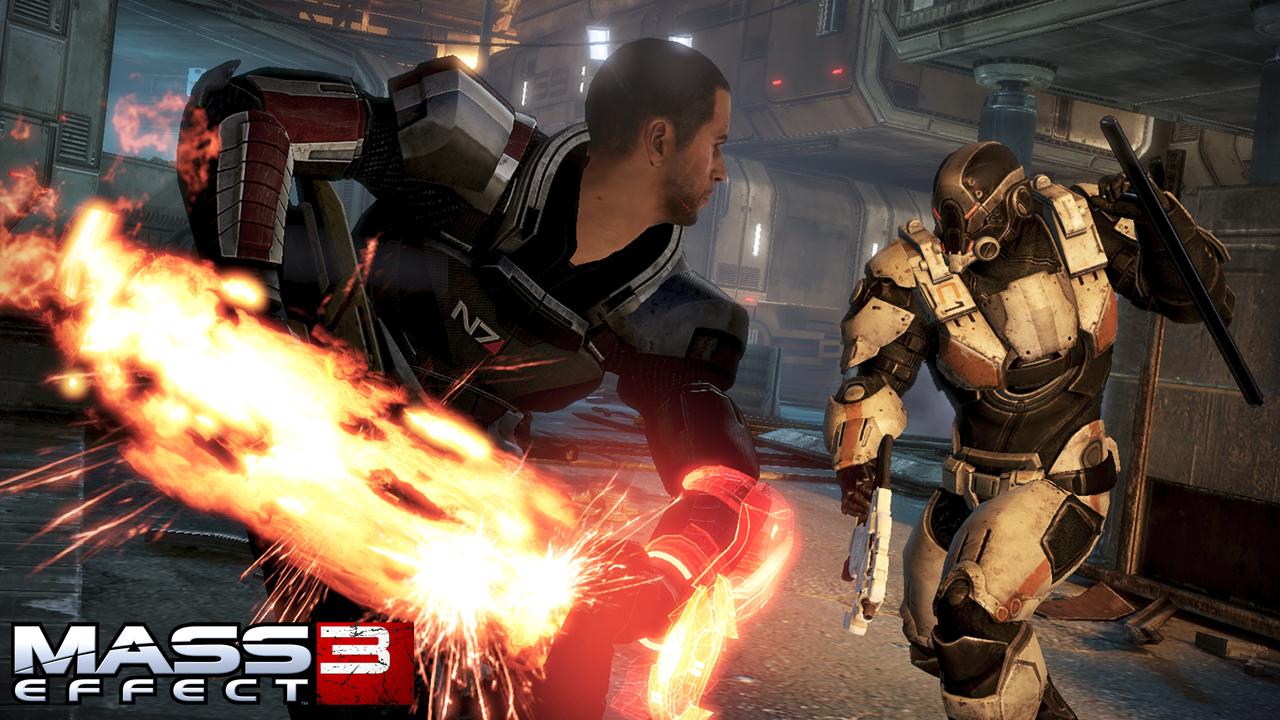 Bioware muestra que tal se ha mejorado el combate en Mass Effect 3 [Videos]