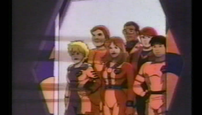 Heroes de la TV: La Familia Bionica [Bionics ON!]