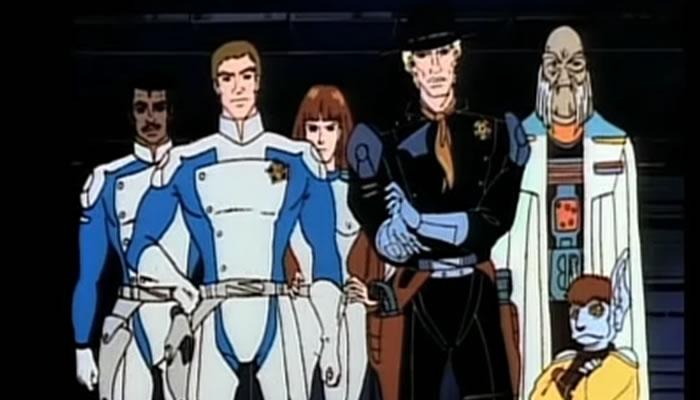 Héroes de la TV: Los Guardianes de la Galaxia [No guts, No glory]