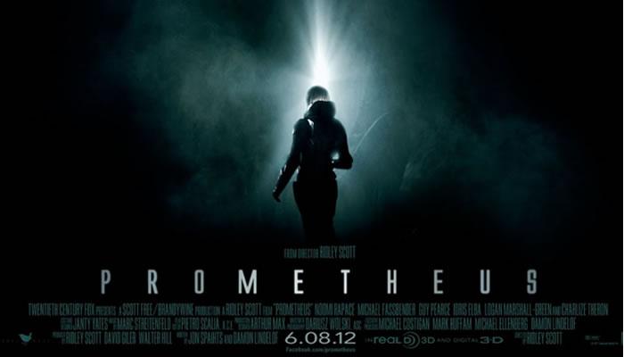 Trailer Oficial de Prometheus [cine]