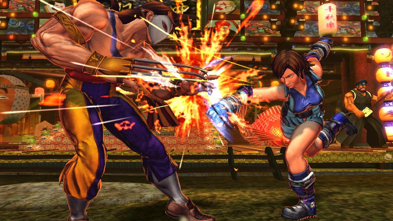 6 Nuevos Personajes para Street Fighter x Tekken [+ Trailer Humedo!!]
