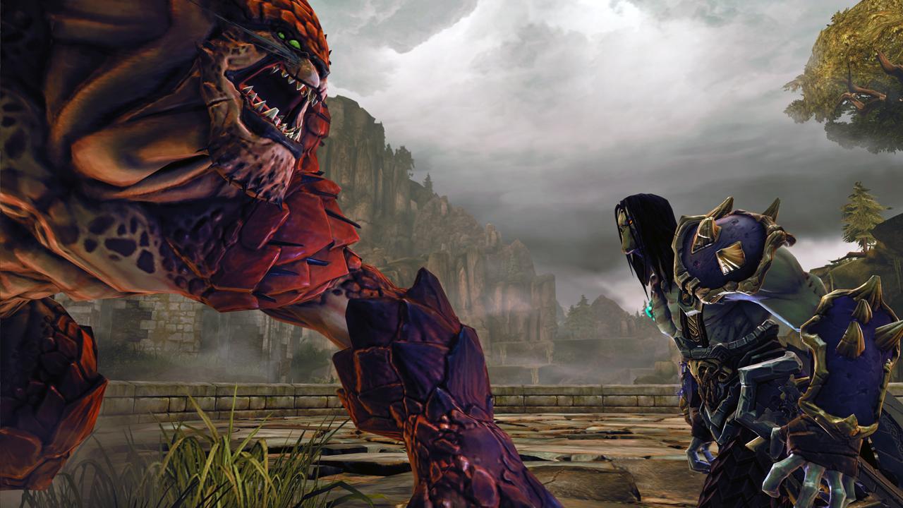 Algunas imágenes y vídeos de Darksiders II [La muerte vive]