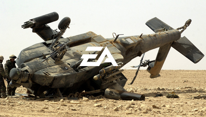 EA Games es demandada por Copyrights