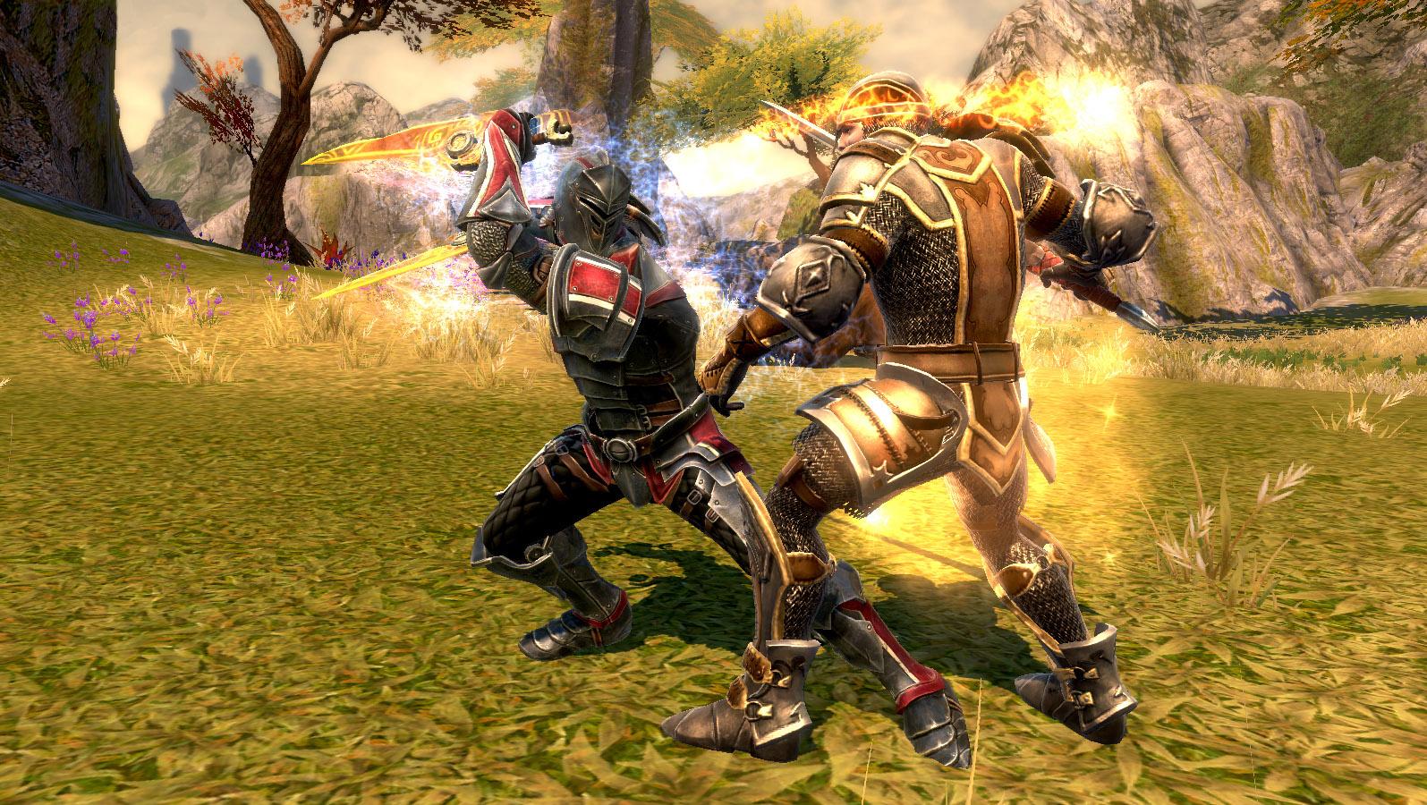 Mass Effect 3 y Kingdoms of Amalur intercambian objetos por medio de sus respectivas demos [Marketing]