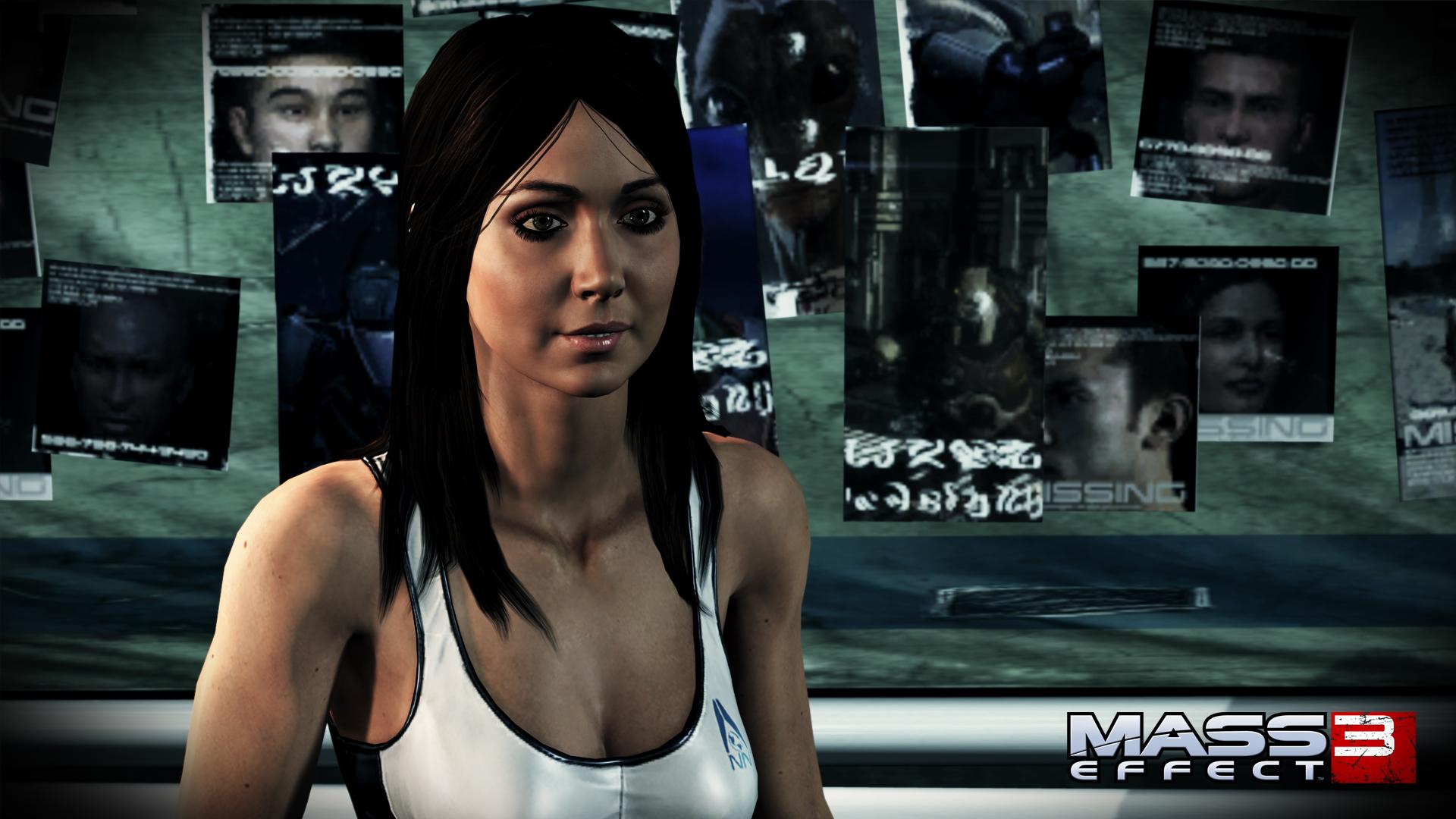 Las voces detrás de los personajes en Mass Effect 3 [Vídeo]