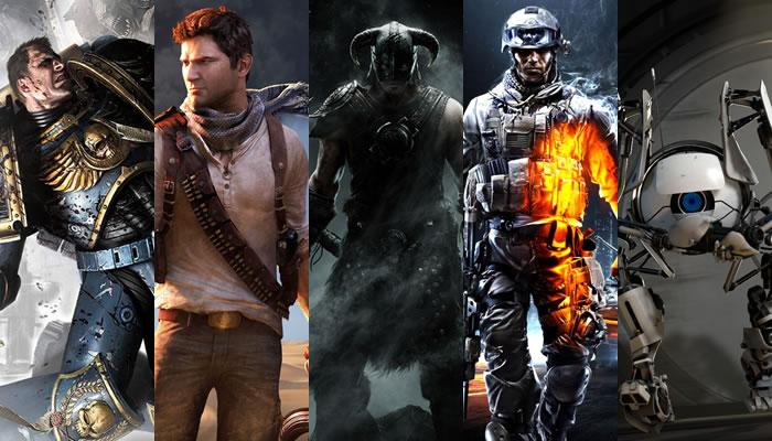 El TOP 5 de los juegos del 2011 [Editor's Choice]
