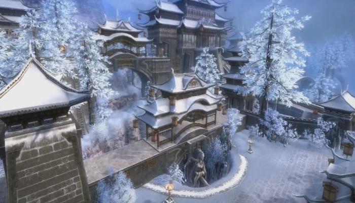 Anunciado Age of Wushu, un MMO gratuito de artes marciales