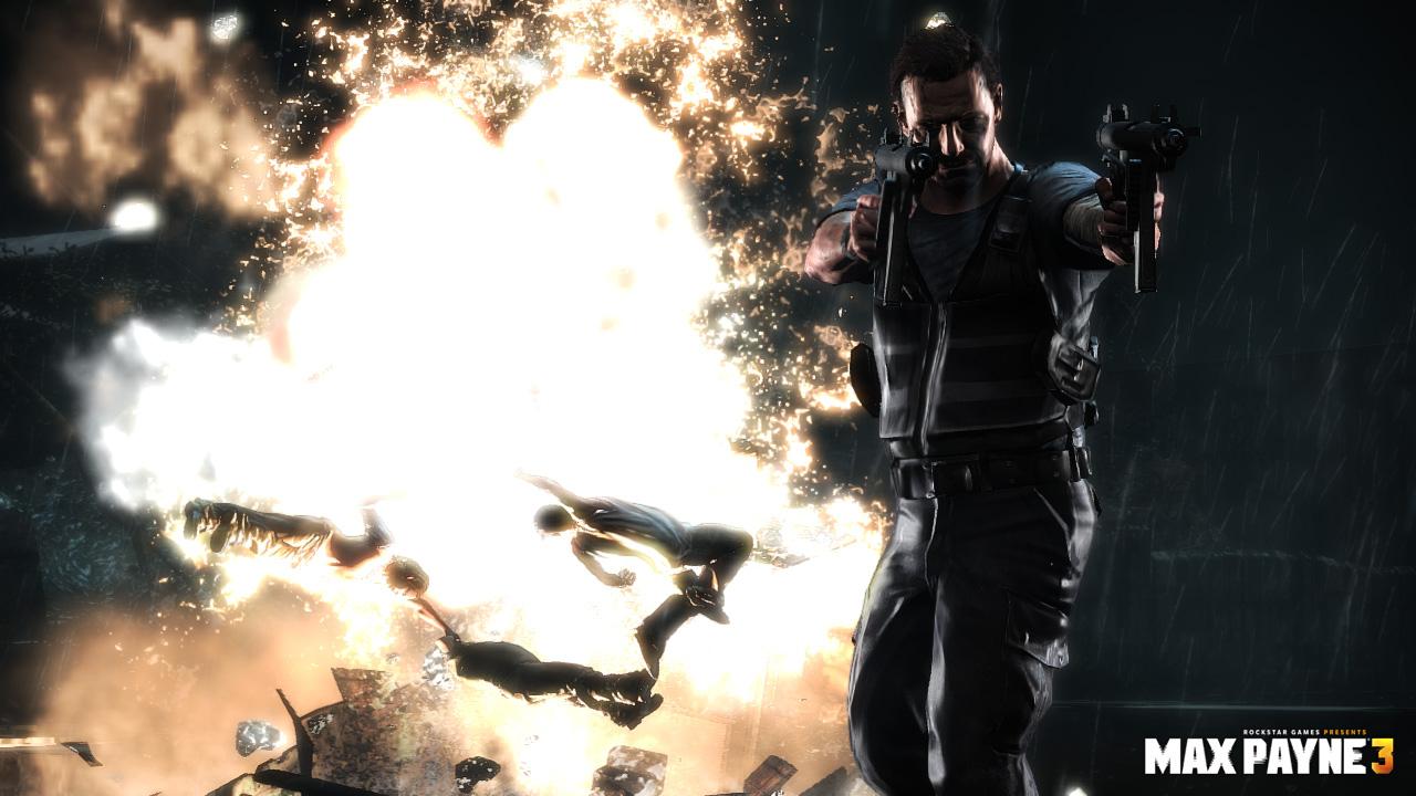 Diseño y Tecnologia de Max Payne 3: Apuntar y Armas [Vídeo]