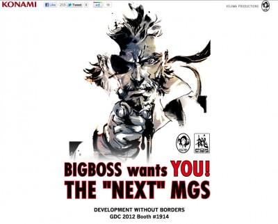 Big Boss Want You