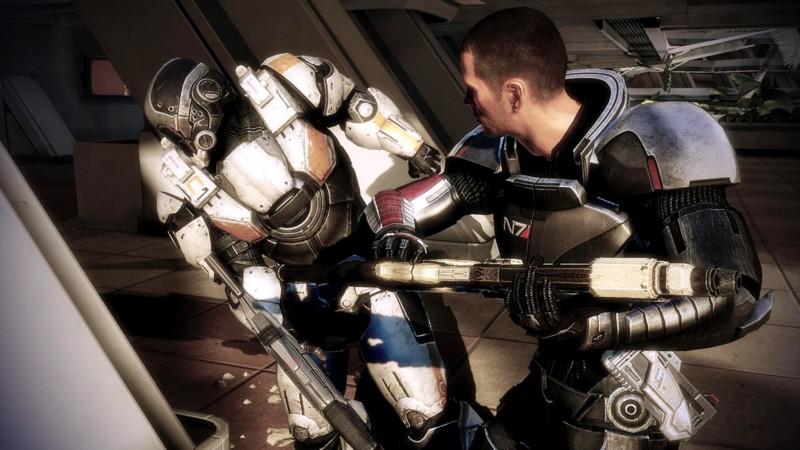 Hola, volví de vacaciones y me encontré con este trailer de Mass Effect 3 [Video]