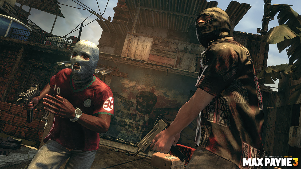 Max Payne 3: Diseño y tecnología: Efectos visuales y cinemáticas [Vídeo]