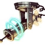 cañón laser