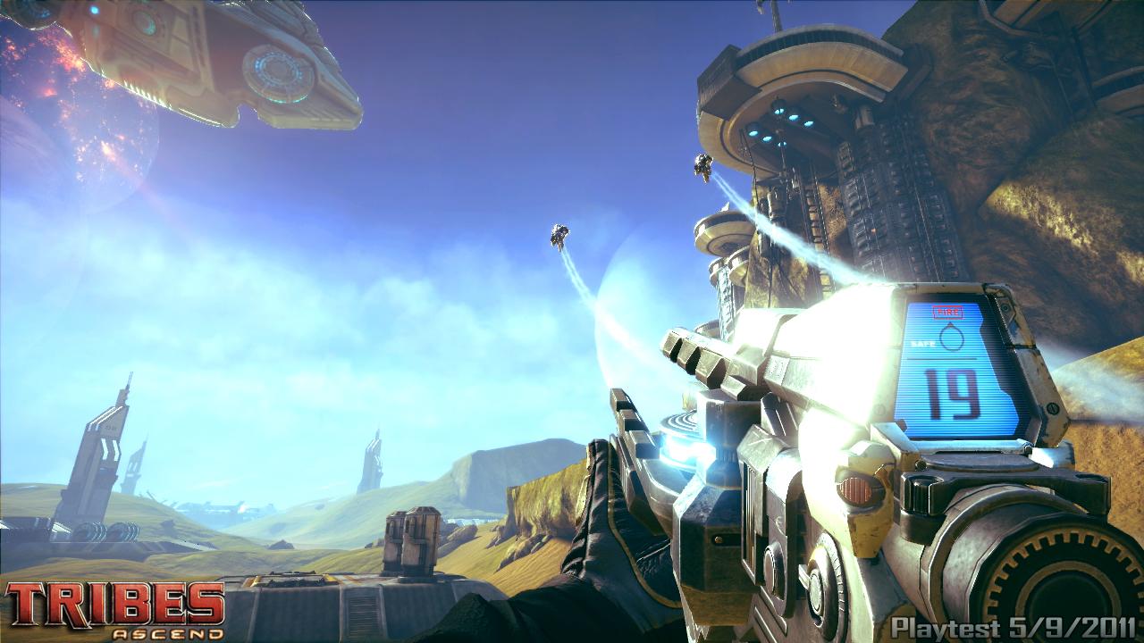 El beta de Tribes: Ascend estará abierto a todo el mundo a partir de este viernes [Beta YEA!]
