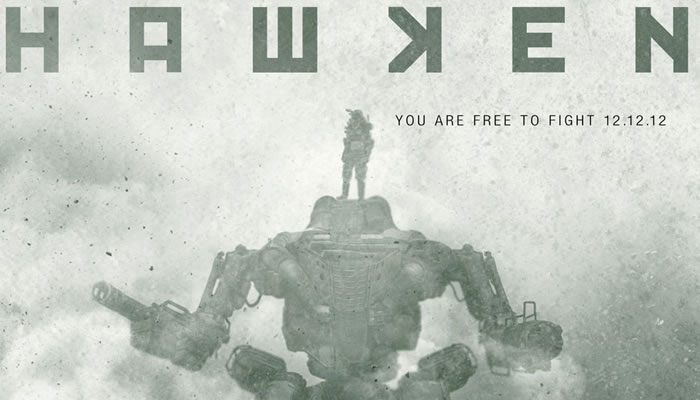 Nuevo vídeo gameplay de Hawken [Fullmetal action]