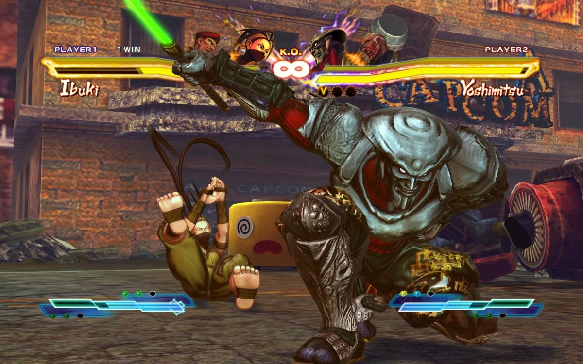 Mas Trailers de Street Fighter x Tekken y Buenas Noticias para los Fans del PC [Pero...]