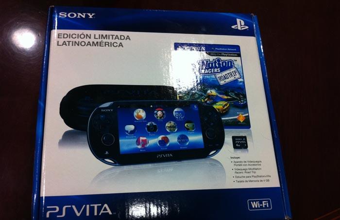 Comienza la venta de la Playstation Vita en Chile, estos son los lanzamientos especiales [Eventos]