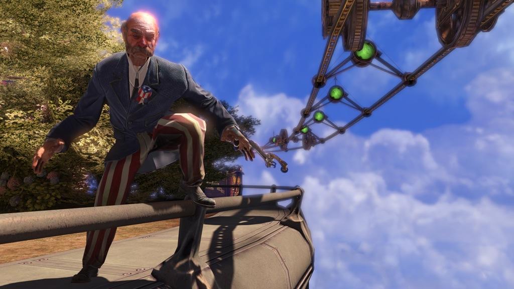 Este trailer de Bioshock Infinite nos recuerda que el juego sigue en desarrollo [Vídeo]
