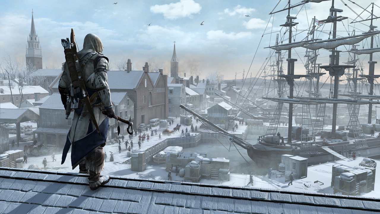 Este trailer gameplay de Assassin's Creed 3, viene a exterminar casacas rojas [Vídeo]