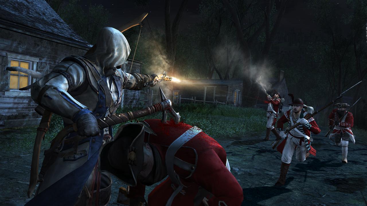 Se revelan un montón de detalles de Assassin's Creed III [Conozcan a Connor]