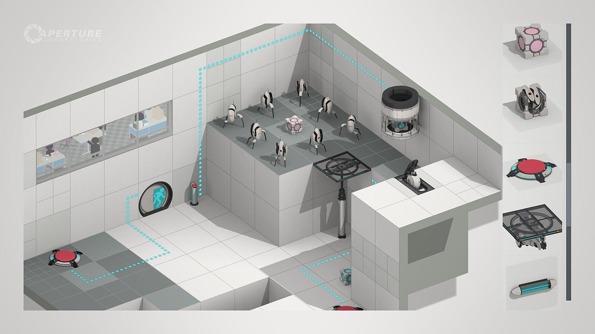 ¿Te gustaría crear puzles para Portal 2, pero de una forma sencilla?, Valve escucho tus plegarias