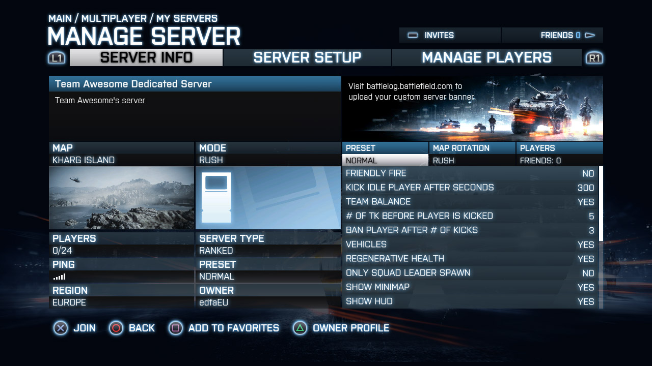 Battlefield 3 recibe un parche en PS3, en PC se retrasa por certificación en consolas [Patch]