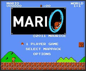 Era necesario: Mari0 conjuga Mario Bros. con Portal [Video]