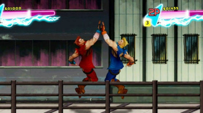 Double Dragon Neon HI5