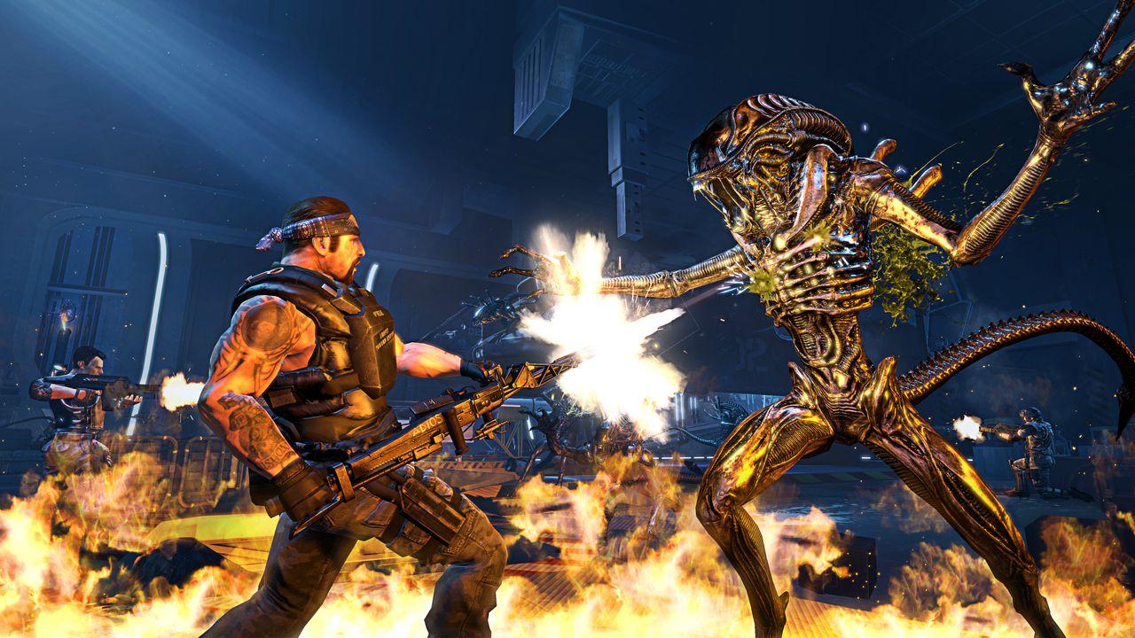 ¿Tienes lo necesario para luchar en Aliens Colonial Marines? [Requerimientos]