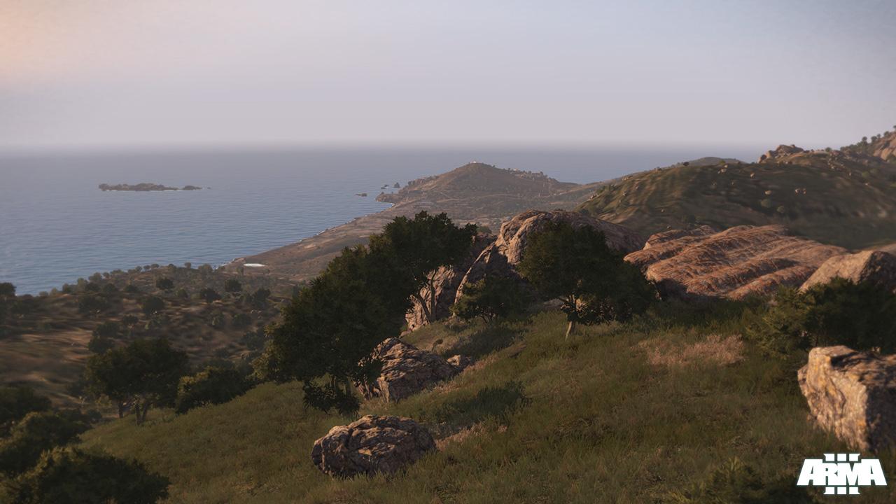Nuevos detalles de ArmA 3, se agrega la isla de Stratis [Vídeo]