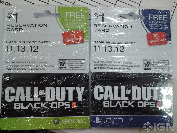 El anuncio de Activision es Call of Duty: Black Ops 2 [RUMORES]