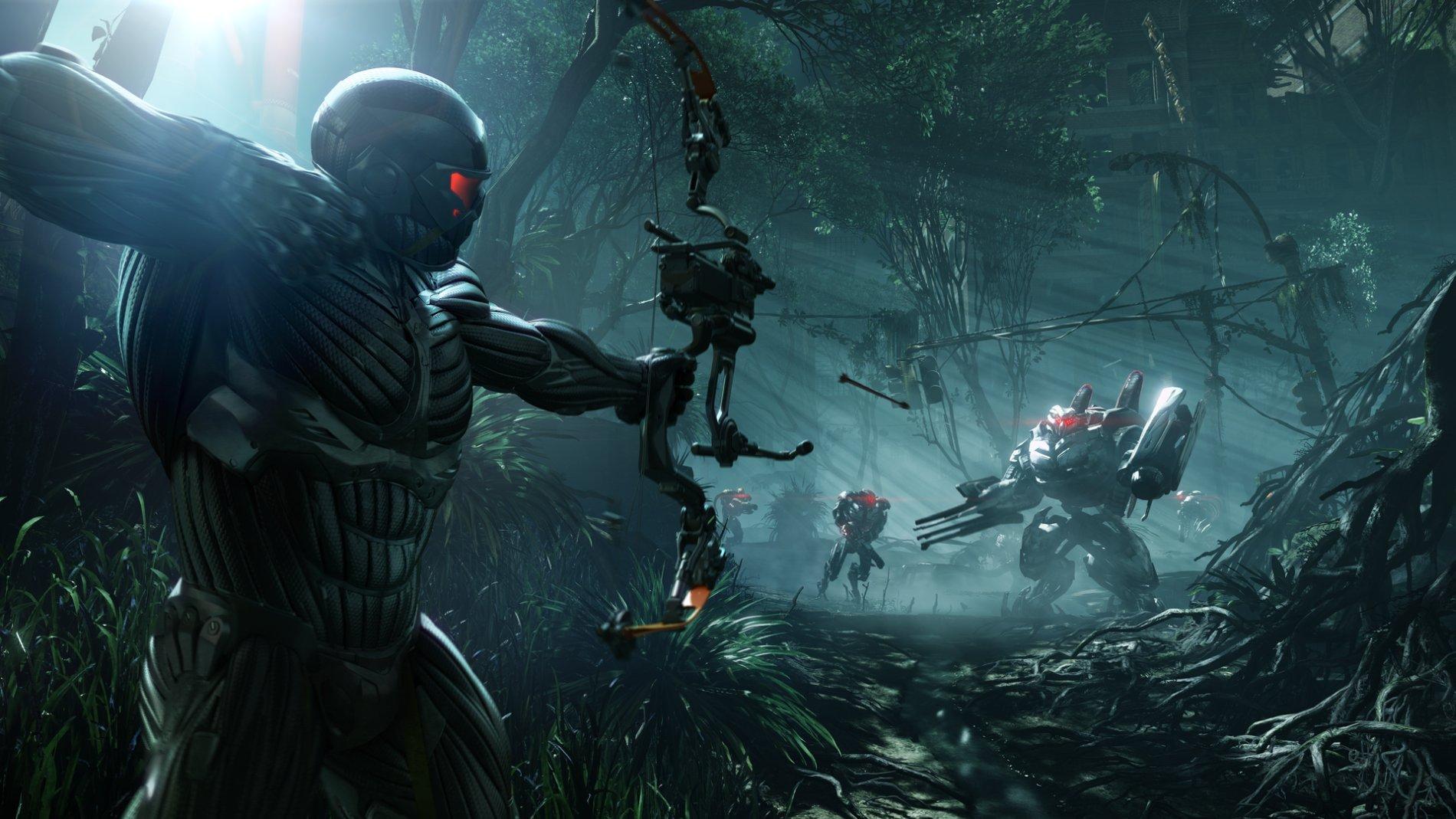Crysis 3 confirmado por EA [Screenshots]