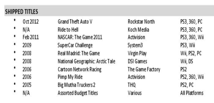 GTA V podría lanzarse en Octubre [Rumor]