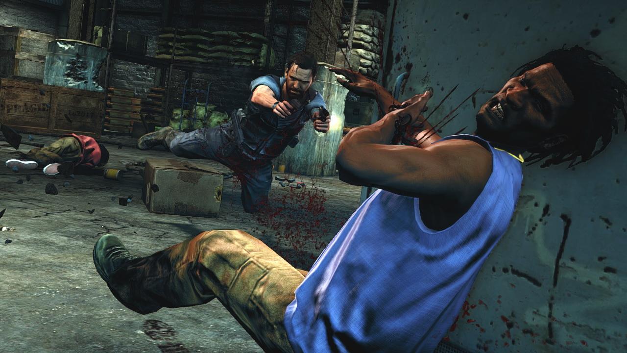 Esto es el tiempo de bala en Max Payne 3 [Video]