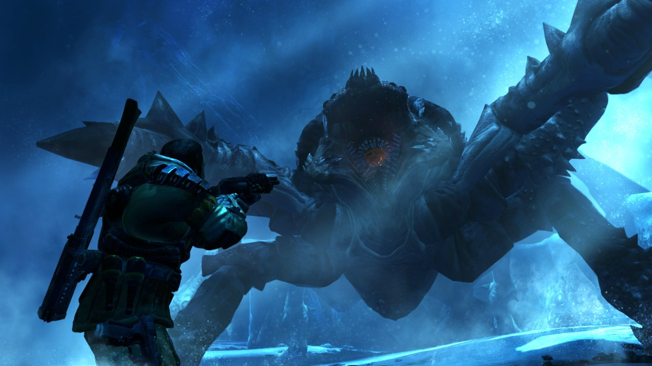 Increíble adelanto de Lost Planet 3 [Video +  Screenshots]