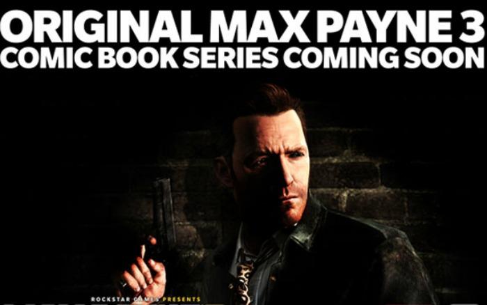 Marvel prepara tres cómics de Max Payne 3 [Comics]