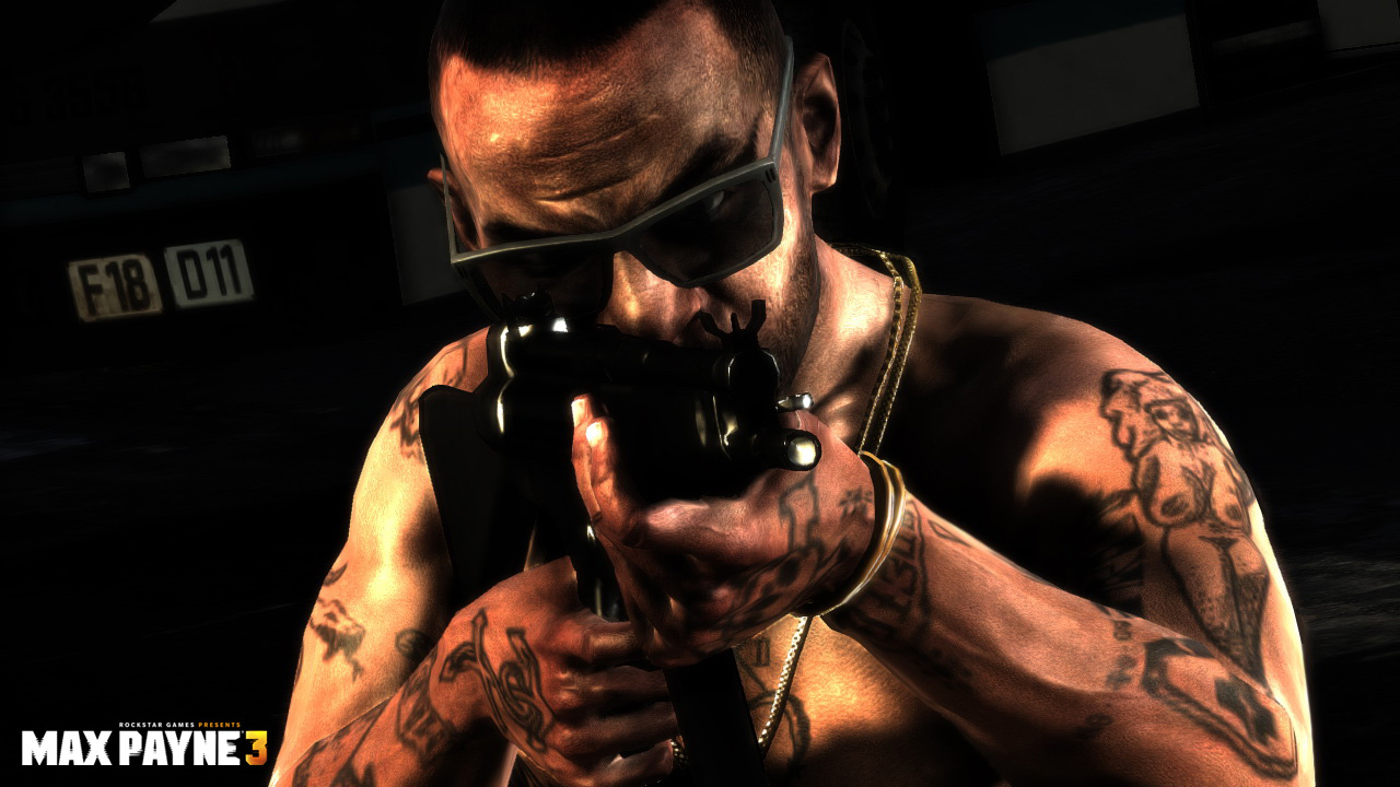 Las escopetas en Max Payne 3 [Video]