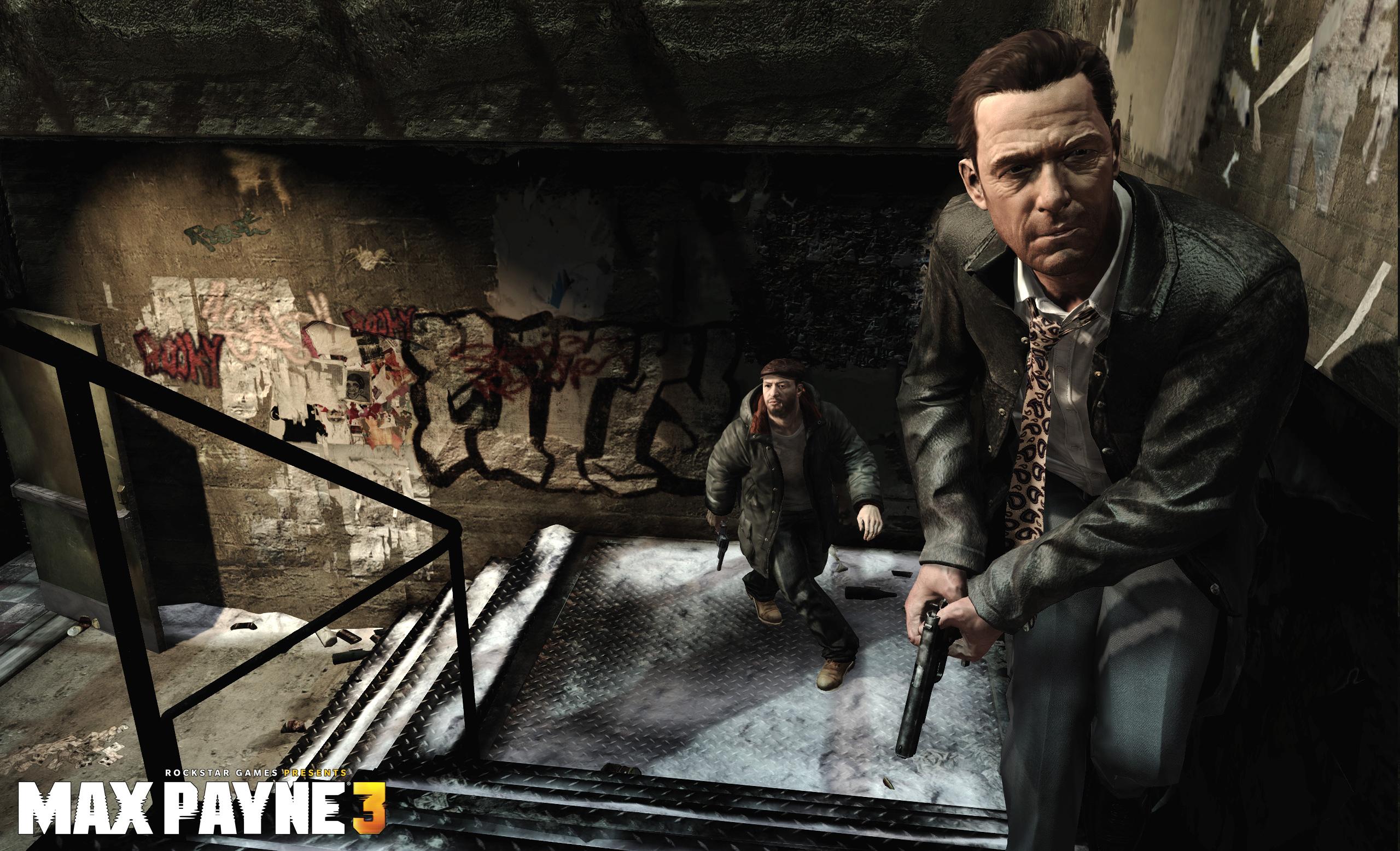Max Payne 3, más detalles sobre su modo multijugador [Vídeo]