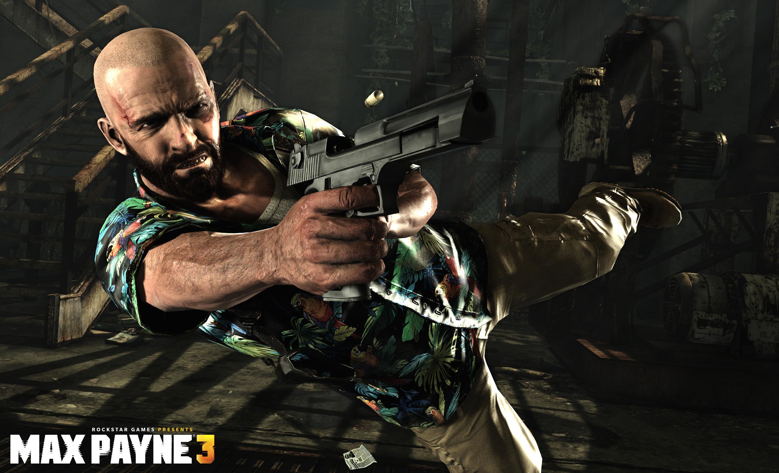 Trailer de lanzamiento de Max Payne 3 [Vídeo]