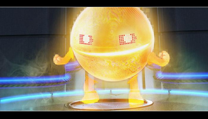 Pac-man, el fan film [Vintage retro gaming!]