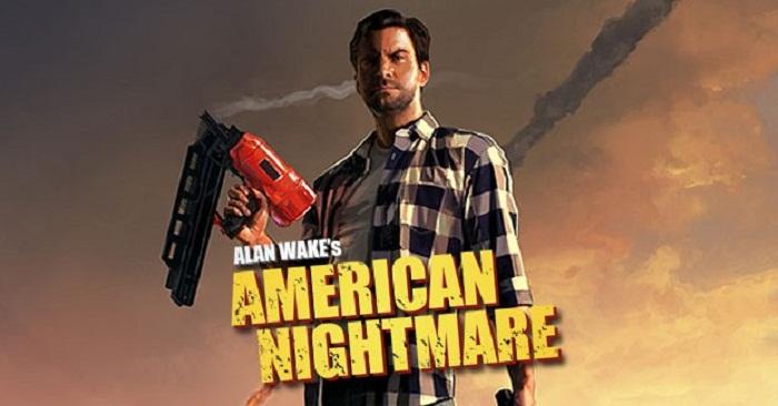 Confirmado: Alan Wake American Nightmare llegará a Pc