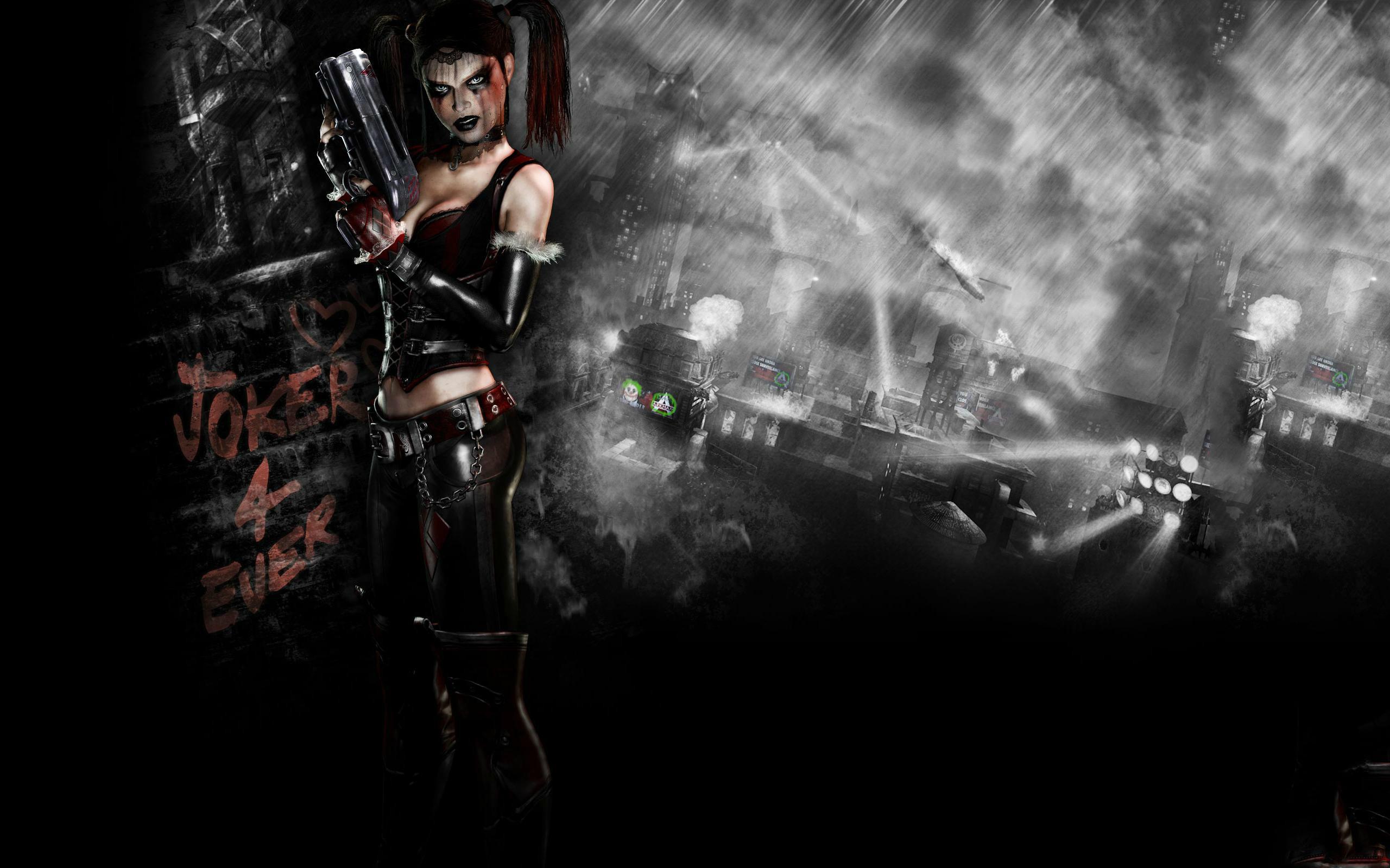 Trailer de Batman: Arkham City, Harley Quinn's Revenge [DLC]