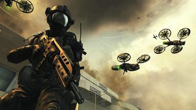 Asi que Call of Duty: Black Ops 2 se va al futuro [Great Scott]