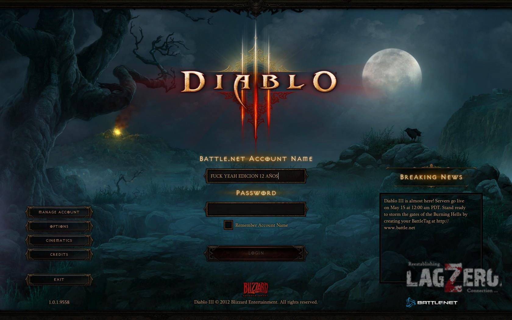 Así con los fails para jugar [Diablo III] #Diablo III