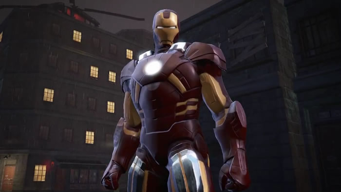 Primer trailer de Marvel Heroes, otro MMO gratuito [Video]