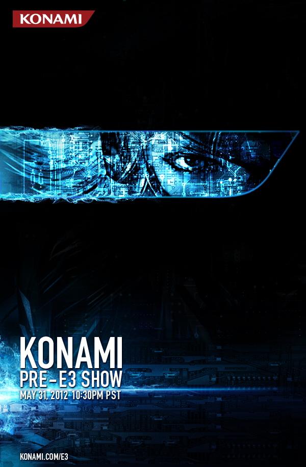 Estas son las novedades de Konami en su show PRE-E3 [Video]